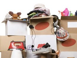 Packing Tips for Moving Clothes