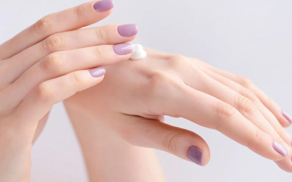 Use Hand Cream