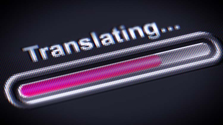 What are the 3 stages of translation