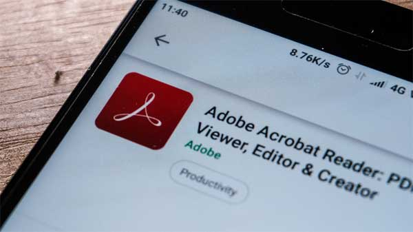 Significance of Adobe Reader