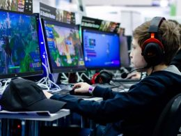 The boosting effects for the online gaming industry