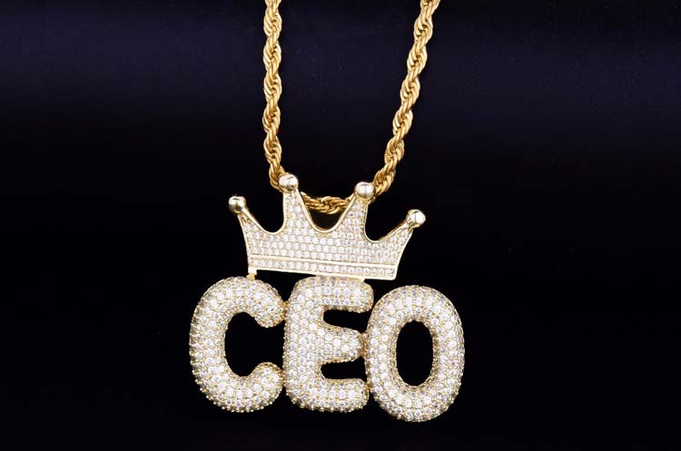 how to make a iced out chain