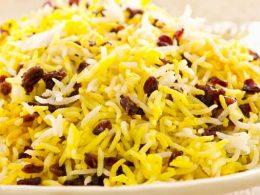 yellow rice recipes
