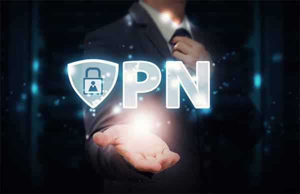 In various tasks, a VPN can help