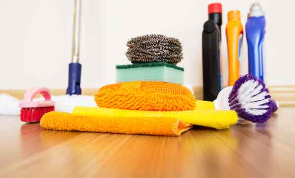 The job duties of housekeeper