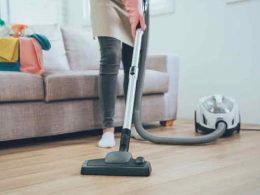 what are housekeeper duties