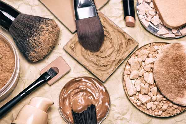 Various types of foundation you can buy