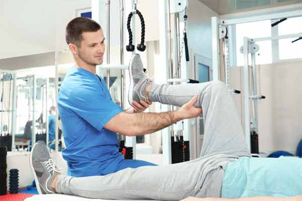 Recovery from specific injuries