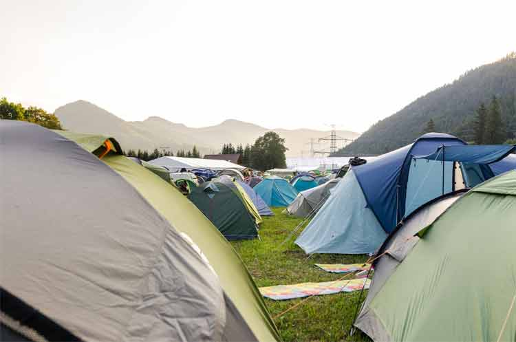 how to choose a family camping tent