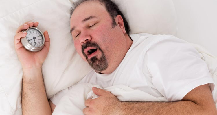 Does Stress Cause Snore