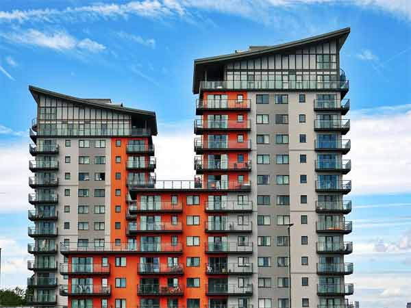 Intro to the apartments and condos