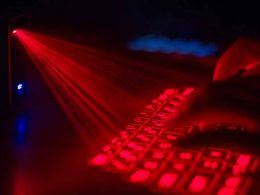 What Are the Various Features of Laser Keyboards