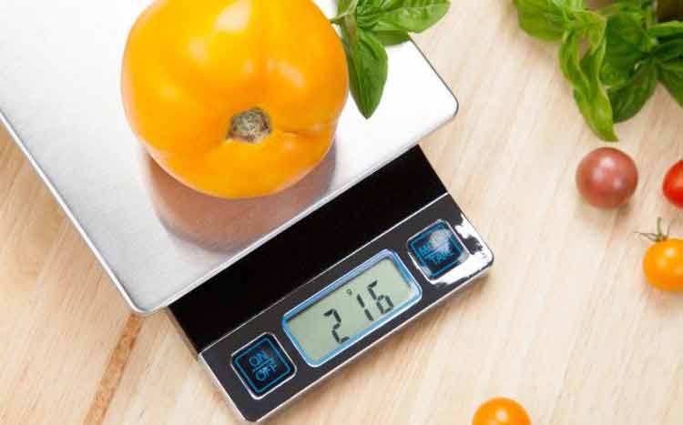 What are the Proper Steps to Reset the Digital Scale