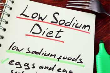 Merits of going on a low-salt diet