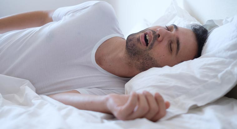 Learn About Snoring And Its Major Causes