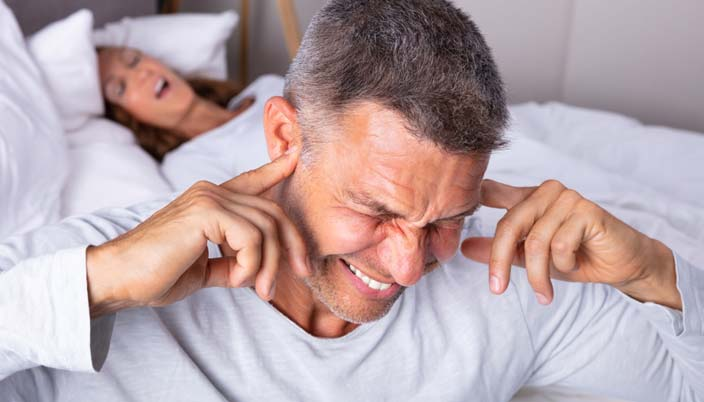 What Causes Snoring Problems