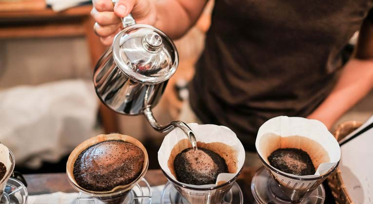How Coffee Promotes A Healthy Diet