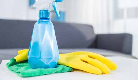 Needs for House Cleaning Service