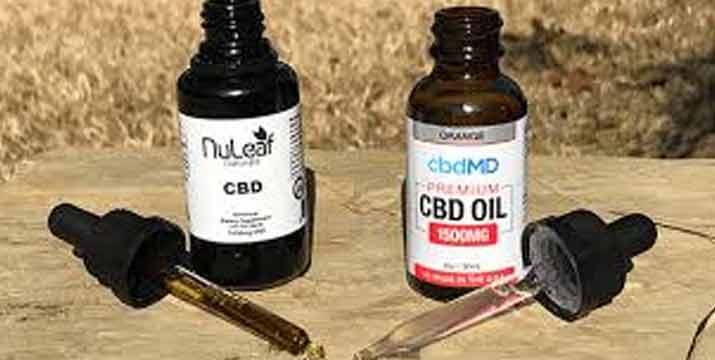 Why does CBD Oil Turn Dark
