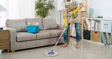 Major Things to do Before Cleaning Household