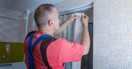 Repair Vertical Blinds Track