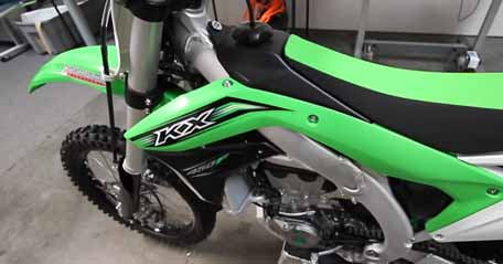How To Install And Maintain The Graphics Of Your Dirt Bike
