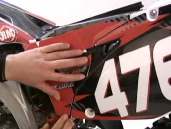 How To Print Dirt Bike Graphics