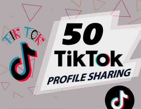 Steps to sign up with the TikTok