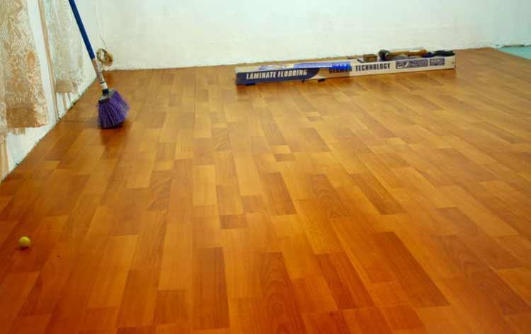best mop for a laminate floor