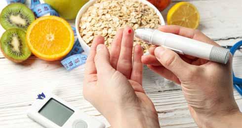 Moderate low blood sugar