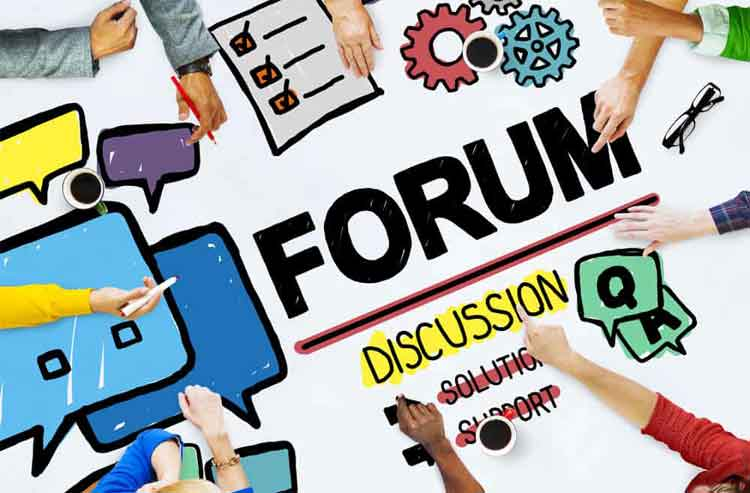What is a Forum Signature