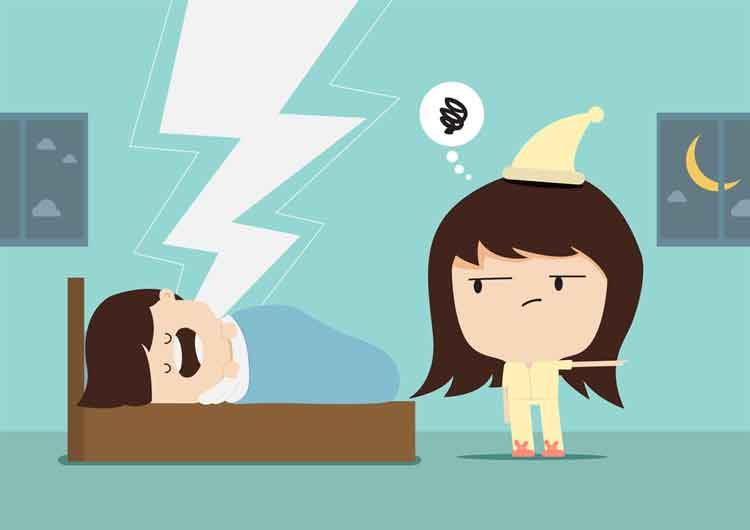10 Tips to Help You Stop Snoring