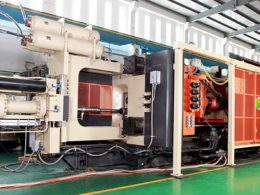 Die-Cast Machinery Process