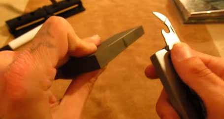 Sharpen The Blades