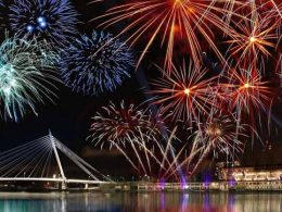 Best Fireworks in the San Francisco Bay Area on July 4th