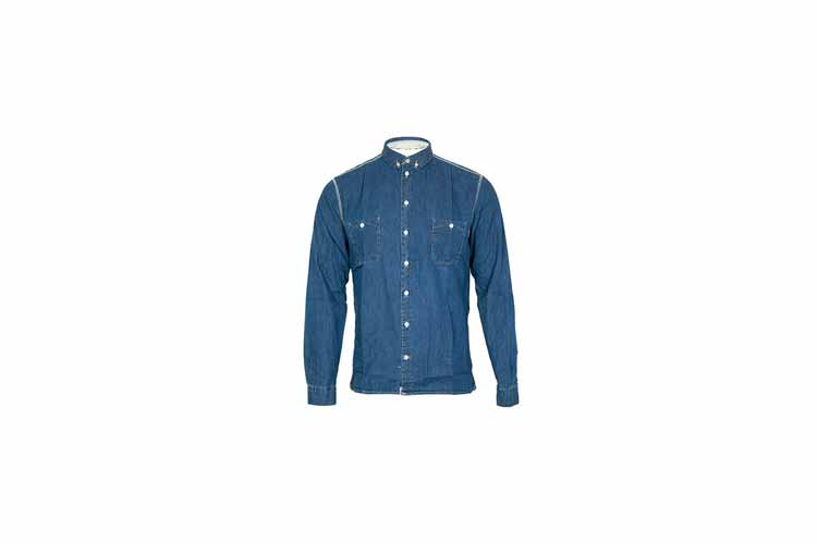 Organic Long-sleeved Shirts for Men This Fall