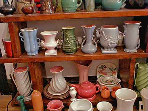 Identifying Mid Century German Ceramics