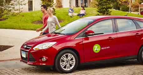 Zipcar Car Rental