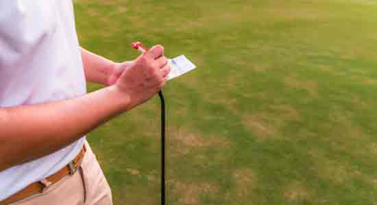 How To Calculate Your Handicap