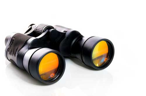 What are the benefits of using a monocular