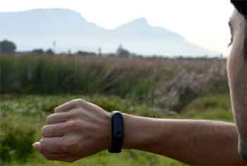 What does a fitness tracker do